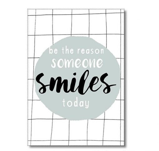 Kaart. Be the reason someone smiles today.