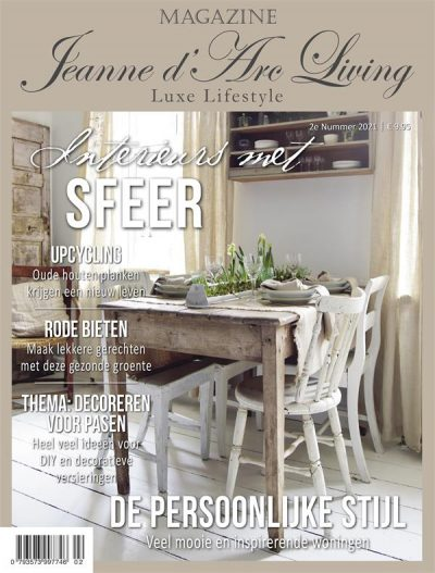 Jeanne d`Arc living magazine. Deel 2 2021