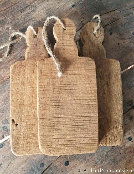 Oud houten broodplankje.